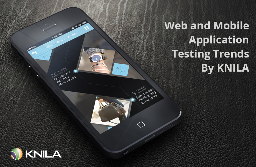 Software Quality Assurance Testing Knila Follows