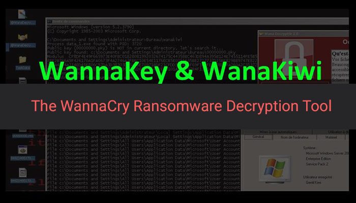 Ransomware Decryptive Tool